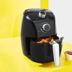 La freidora sin aceite de Lidl es posiblemente la compra más top para llevar una dieta ligera (y la tienes por menos de 40 euros)