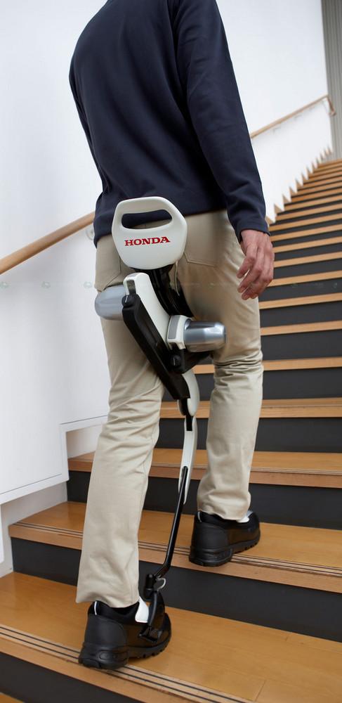 Foto de Honda. Sistema de andar (5/7)