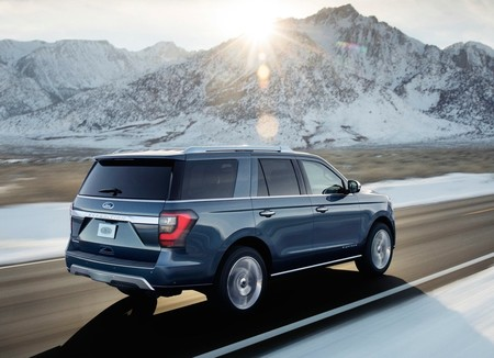 Ford Expedition 2018 2