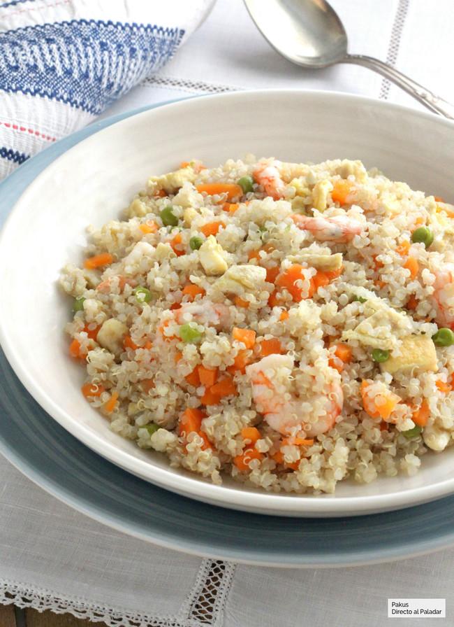 Quinoa Tres Delicias La Receta Más Sencilla Para Disfrutar Con Este Ingrediente
