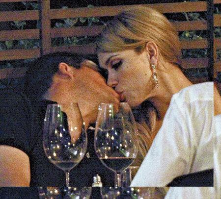 Patricia Conde y Dani Martín muy cariñosos...