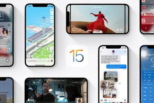 iOS 15 llega hoy: así puedes actualizar tu iPhone y modelos compatibles
