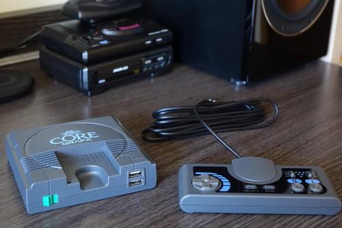 PC Engine Core Grafx mini, análisis: la versión mini de esta 16 bits nos da un baño de nostalgia con 57 juegos espectaculares