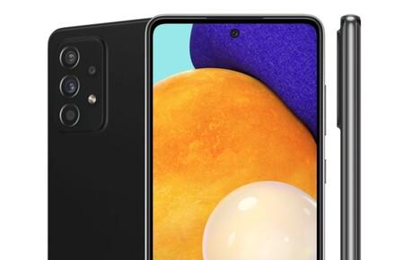El Samsung Galaxy A52 5G se filtra en animaciones que muestran sus colores con todo detalle