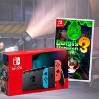 Nintendo Switch con Luigi's Mansion 3 rebajadísima por solo 319 euros en Amazon Prime Day