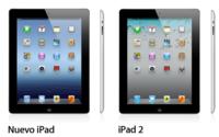 El nuevo iPad aumenta la batería del iPad 2 en un 70%