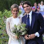 El vestido de novia, las joyas y el ramo que ha elegido María Pombo para su boda