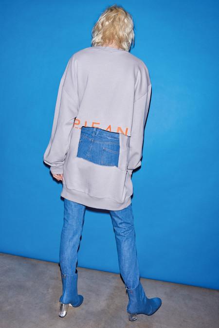 P_Jean es la nueva colección de Pinko y tiene como protagonista el tejido más versátil de todos: el denim