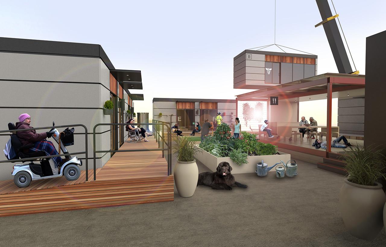 Un Amazon para viviendas: Blokable propone que diseñes tu casa modular inteligente y que la pidas online