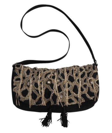 Louise Noir, un bolso de Antik Bantik para veladas especiales