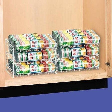 organizador latas