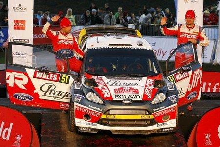 Martin Prokop hará diez pruebas del WRC en 2012