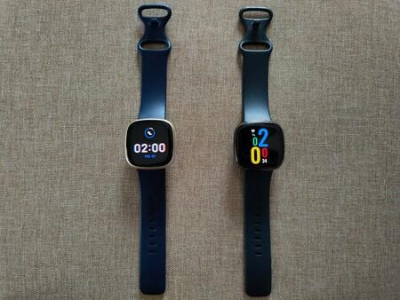 Fitbit Sense Versa 3 Analisis Mexico Diseno
