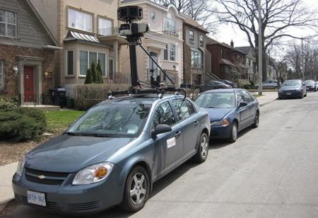 """El caso de Google, los coches de Street View y las contraseñas """"robadas"""""""