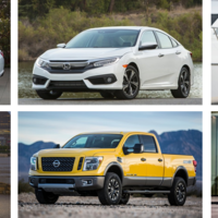 De estos finalistas saldrán los ganadores  del North American Car & Truck of the Year