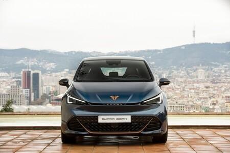CUPRA Born 2021: primeros precios para España