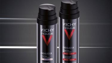 Vichy Idealizer, una hidratante multiacción para la piel y la barba
