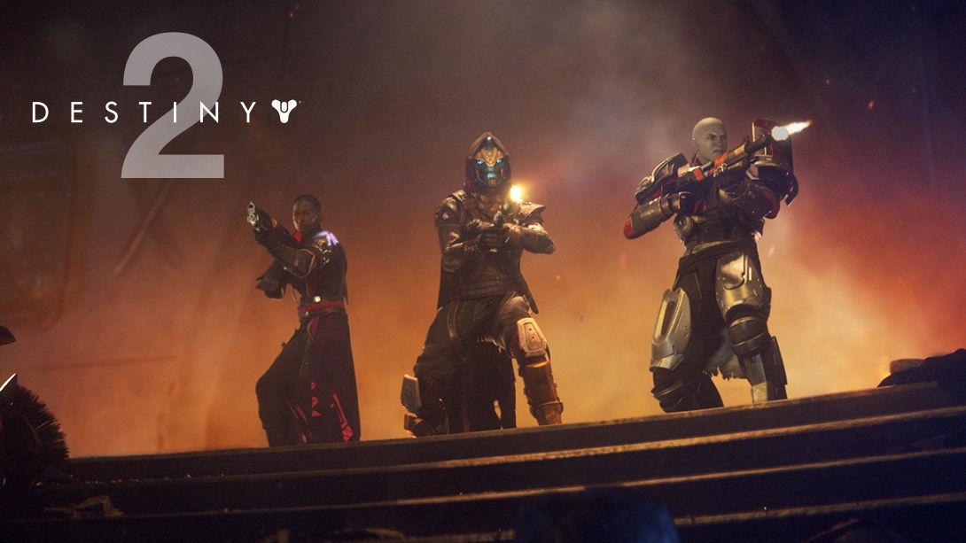 Destiny 2 te busca amigos para jugar...