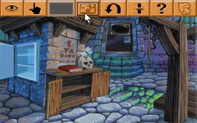 The Castle of Dr. Brain (Sierra On-Line, 1991)