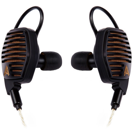 Estos auriculares de Audeze pesan 12 gramos y tienen una pinta sensacional
