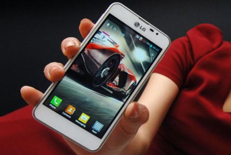 LG Optimus F5 comienza su andadura europea