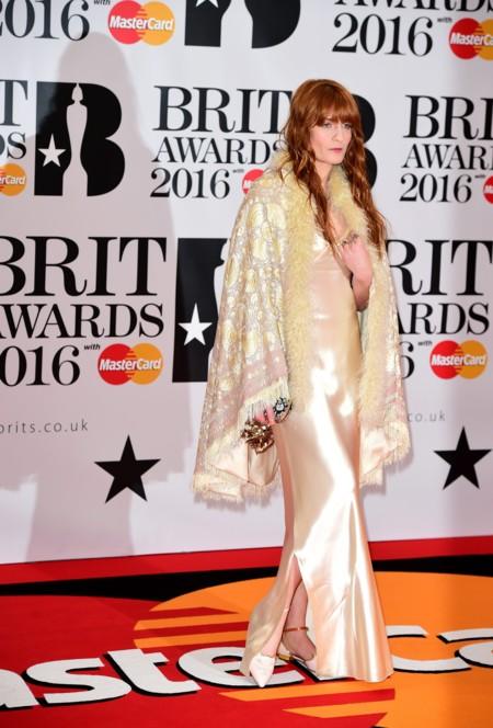 Las peor vestidas de los Brit Awards 2016
