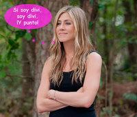 A Jennifer Aniston le ha pegado un ramalazo de diva de tente y no te menees
