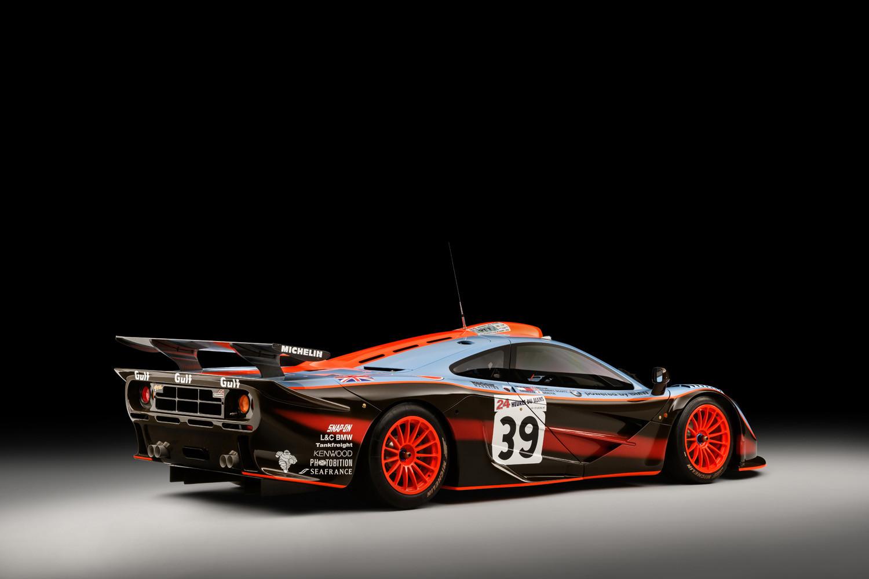 """Foto de McLaren F1 GTR """"25R"""" (2/12)"""