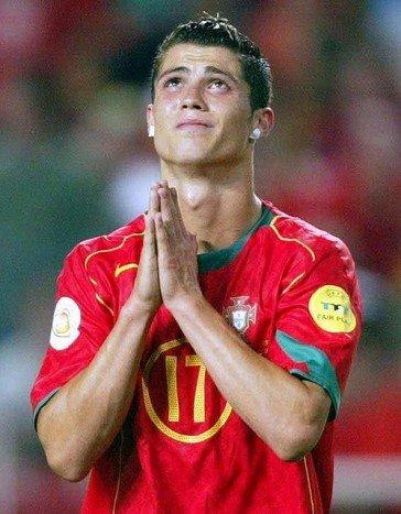 Cristiano Ronaldo, más te vale rezar para no encontrarte cara a cara en la calle con Sara Carbonero...