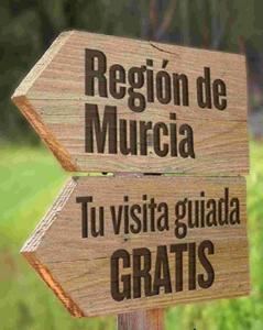 Visitas guiadas gratuitas en la Región de Murcia (hasta junio)