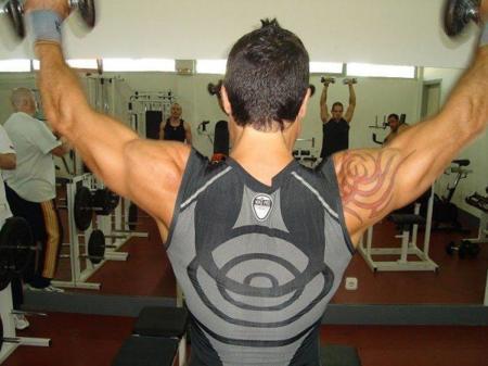 Primeros pasos en el gimnasio (y III)