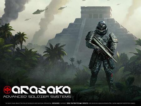 Arasaka Sol 15dc6c23