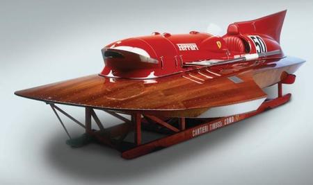 1953 Ferrari Hydroplane