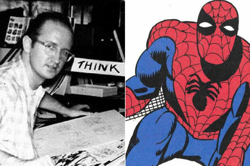 Muere Steve Ditko, co-creador de Spider-Man y Doctor Strange, a los 90 años