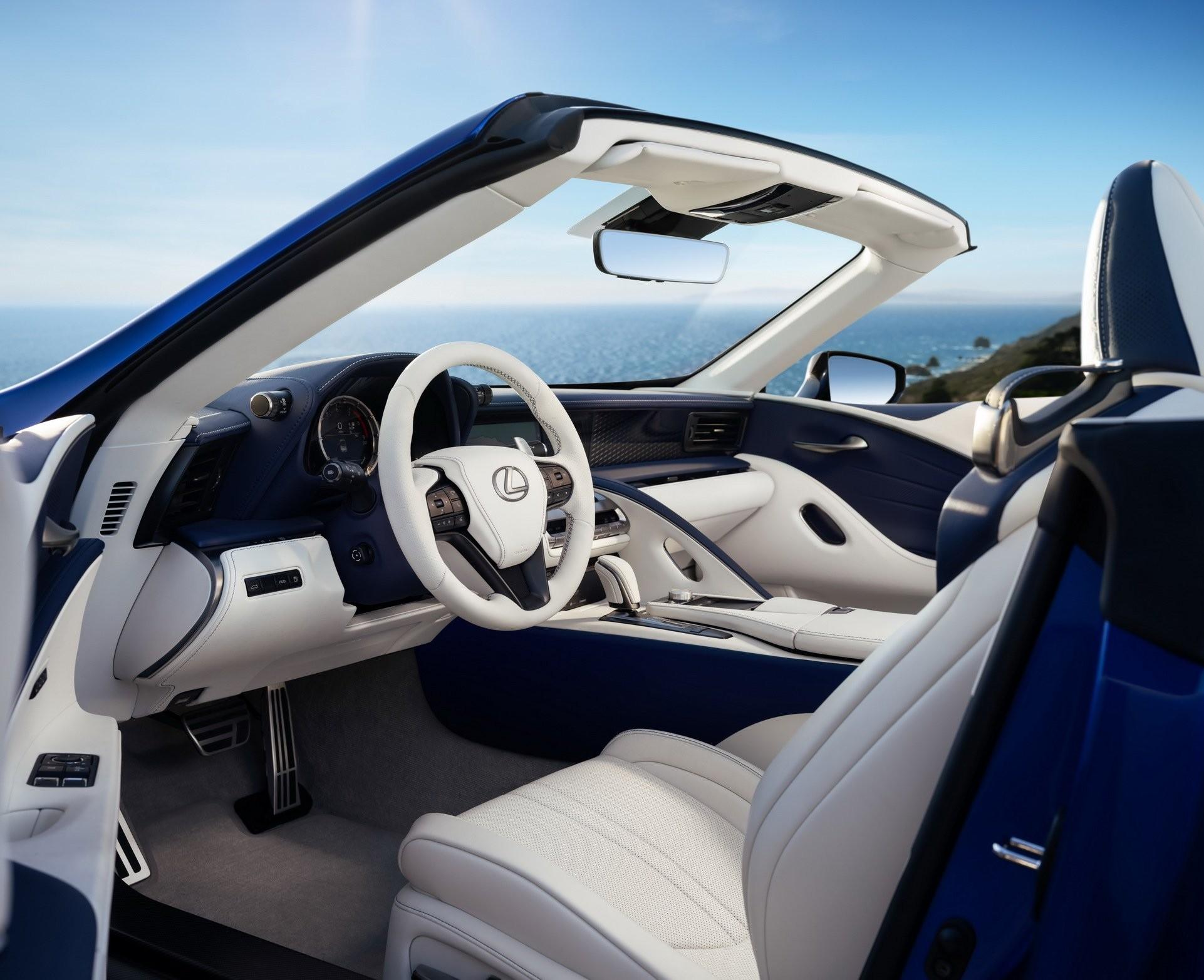 Foto de Lexus LC 500 Convertible (11/13)