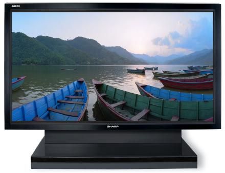 [CES 2007] LCD Sharp de 108 pulgadas