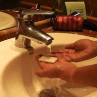 Un buen lavado de manos para prevenir contagios