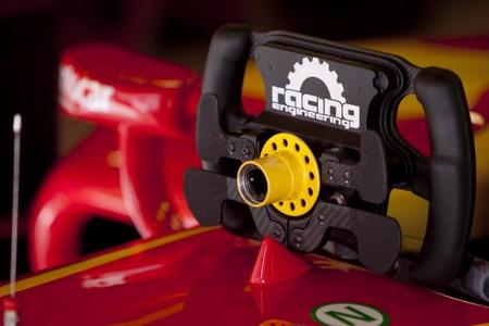Volante GP2 Racing Engineering