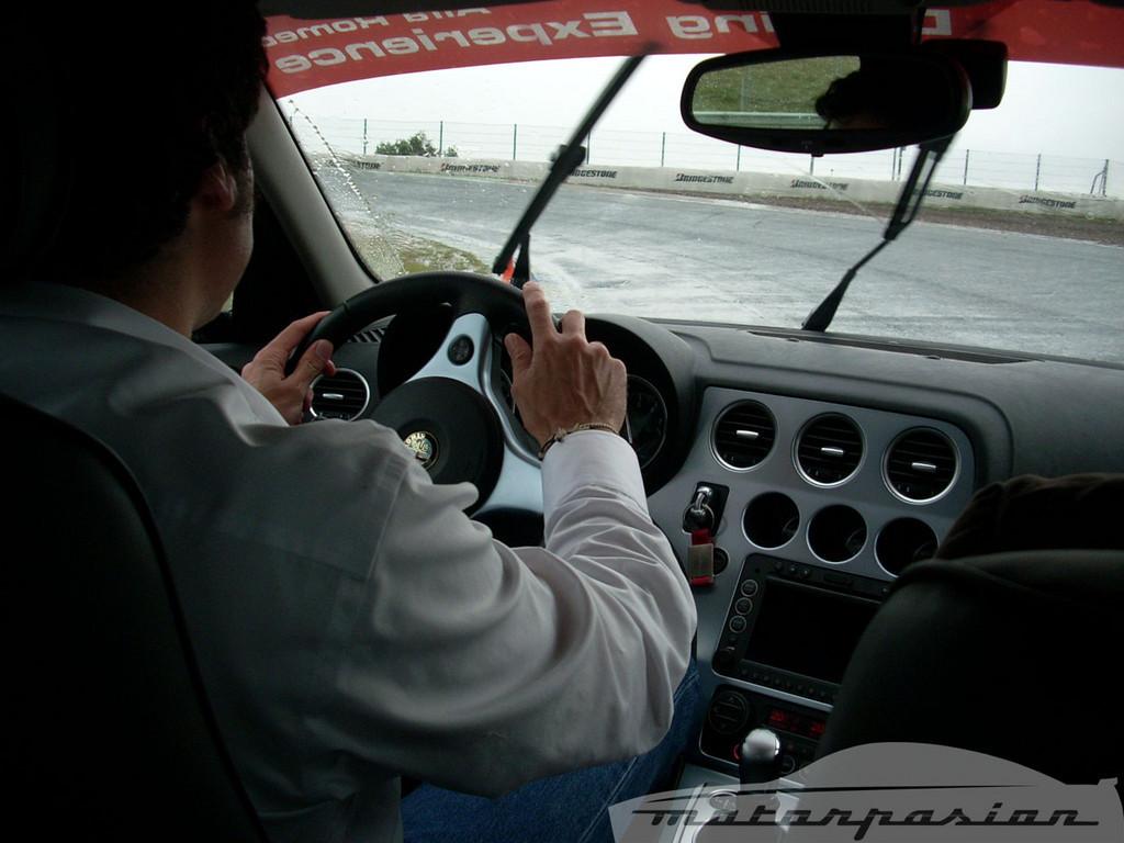 Foto de Alfa Romeo Driving Experience 2008 (Jarama) (33/40)