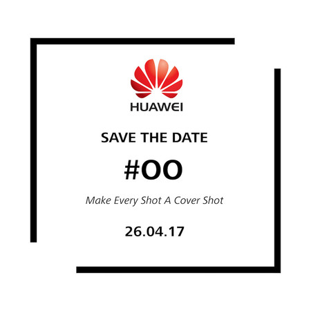 Save The Date Huawei Oo