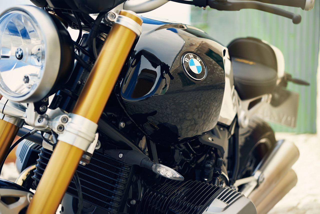 Foto de BMW R nineT, diseño, lifestyle media (13/26)