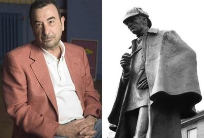 Sherlock Holmes según Garci