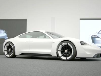 Video: Porsche Mission E, así se diseña uno de los autos más sorprendentes de los últimos años