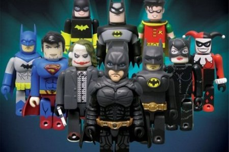 Toys DC Comics Super Deluxe Kubrick