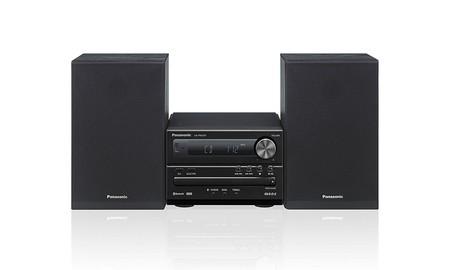 Panasonic SC-PM251, una microcadena de las de siempre, a precio micro: 59,90 euros en los Red Days de Mediamarkt