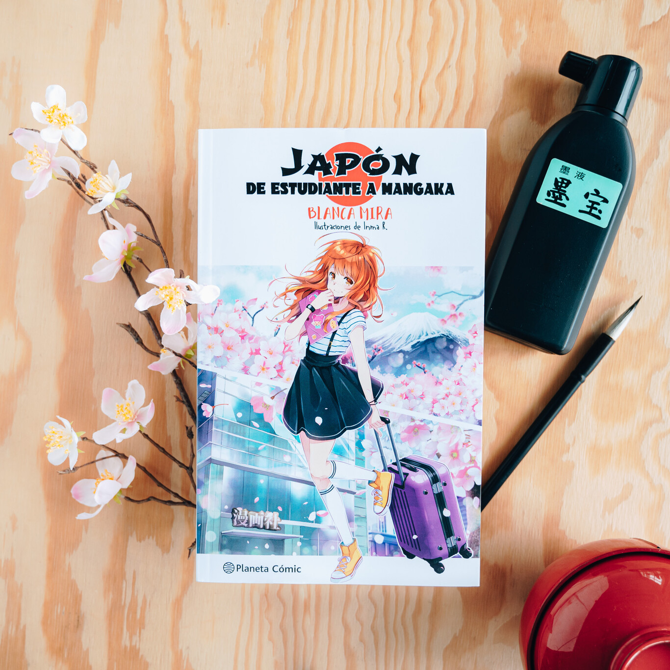 """Inma R. y Blanca Mira, las autoras de Planeta Manga más internacionales: """"el manga es nuestra vida"""""""