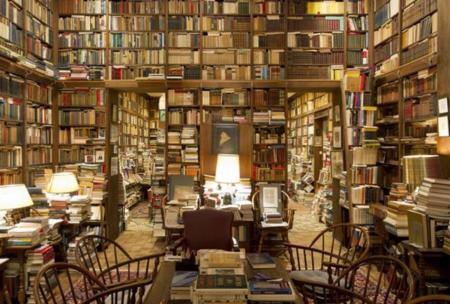 Las 10 bibliotecas y librerías más curiosas y hermosas del mundo