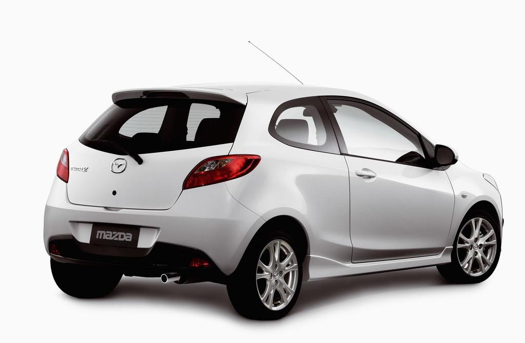 Foto de Mazda2 hatchback de 3 puertas (8/11)