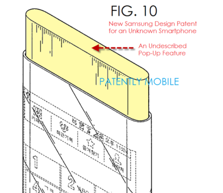 ¿Qué quiere esconder Samsung en esta misteriosa patente?