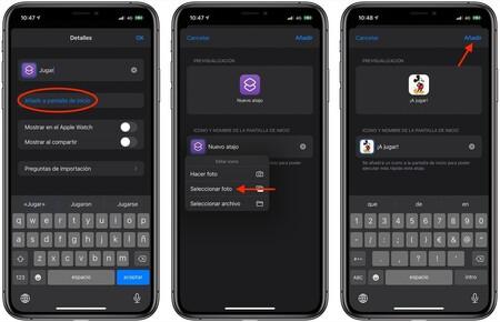 Como Crear Atajos Personalizados Apps Ios 14